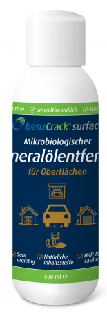 benzCrack surface car Mineralölentferner (500ml)